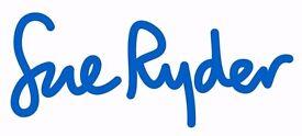 Shop Manager at the Sue Ryder, Liskeard shop