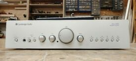 Cambridge Audio Azur 540A Integrated Stereo Amplifier with remote control