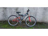 "cheap and cheerful 26"" mtb bike"