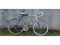 Vintage/retro Raleigh Road bike