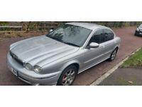 Jaguar, X-TYPE, Saloon, 2003, Manual, 2099 (cc), 4 doors