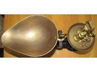 Brass Kitchen Weighing Scales