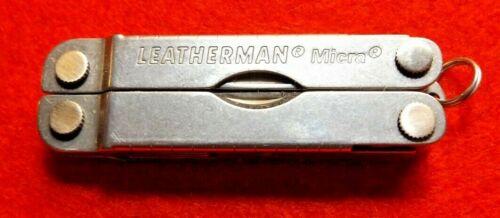 New Leatherman Micra