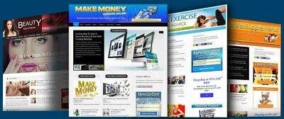 Custom Automated Ecommerce Dropshipping Website Design Premium Plugins Theme
