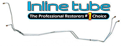 1982-93 Chevrolet S10 GMC S15 2wd Transmission Cooler Lines Trans Tube OE