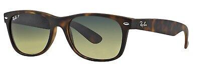 Ray-Ban Damen Herren Sonnenbrille RB2132 894/76 52mm NEW WAYFARER S A6
