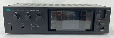 SANSUI CLASSIQUE Integrated Stereo Amplifier A-990 With Manual - TESTED