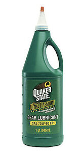 Quaker State 75W-140 GL-5 946ml Gear Oil QKS5062869