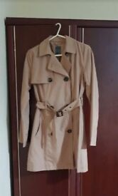Trench coat (worn once or twice)