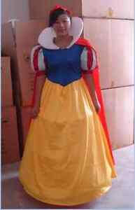 Adult-Snow-White-Mascot-Costume-Fancy-dress-Halloween