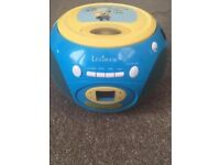 Minion CD Player and Radio