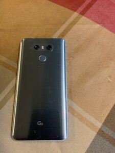 LG G6 mint condition