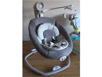 Joie Swivel Swing Chair birth+