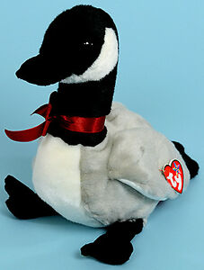 Loosy the Goose Ty Beanie Buddy stuffed animal