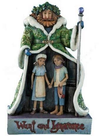 Jim shore christmas carol ebay