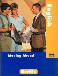 Berlitz Moving ahead levels 5-6 English West Island Greater Montréal image 1