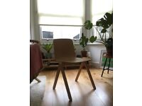 HAY Copenhague Stacking Chair in beech wood - set of two