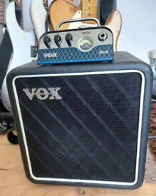 Vox MV50 Rock - Head and cab