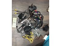 Cables and chargers - various. FREE