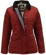 Ladies Quilted Jacket Size 22