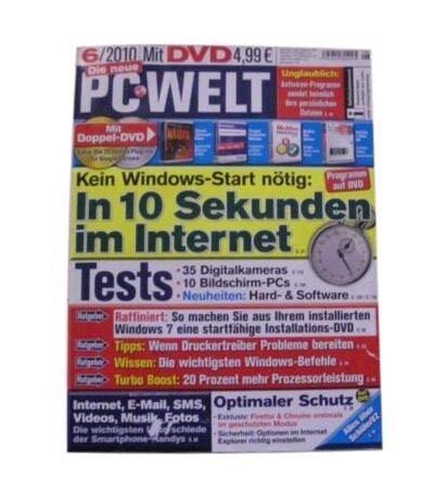 ct, PC Welt & Chip: Computer-Zeitschriften für Fachleute
