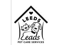 Leeds Leads Pet Care - Dog Walker / Dog Walking & Pet Sitter / Pet Sitting