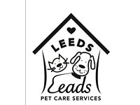Leeds Leads Pet Care - Dog Walker / Dog Walking & Pet Sitter / Pet Sitting