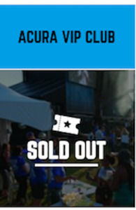 Ottawa blusefest July 12th Blue Rodeo Acura vip 2 tickets
