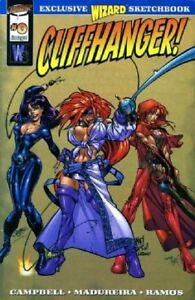 Some random Image comics from the 90s (Gen 13, Danger Girl, etc)