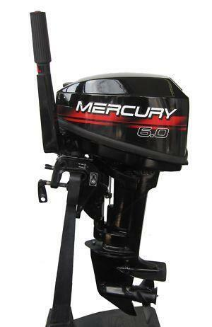 Used boat motors mercury ebay for Boat motors for sale mn