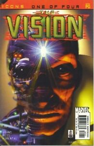 AVENGERS ICONS VISION Limited Series