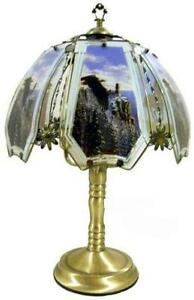 High Quality Brass Eagle Lamps
