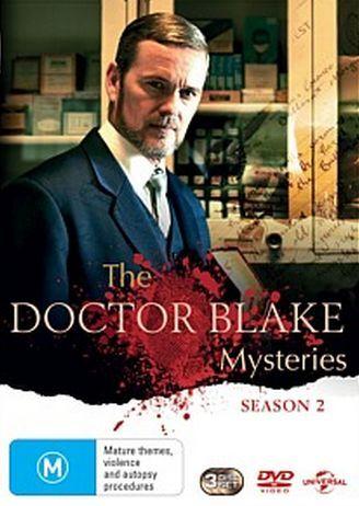 The Doctor Blake Mysteries SEASON 2 : NEW DVD