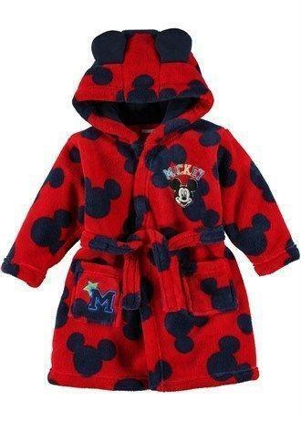 ThePyjamaFactory Boy's Disney Mickey Mouse Dressing Gown, Blue and Red, 1 to 5 Years. £ - £ Prime. 5 out of 5 stars 6. Mickey Mouse Disney Baby Coral Fleece Dressing Gown with Hood and Slipper Booties Set Months. £ BOYS DRESSING GOWNS ROBES DISNEY MICKEY MOUSE YEARS.