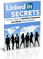 How to get more customers and clients using LinkedIn Free PDF