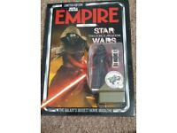 star wars empire magazine limited edition kylo ren never been opened