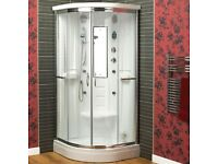 Aqualux Steam Shower Cabin