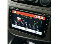 TOUCH SCREEN SEAT SKODA DOUBLE DIN DVD