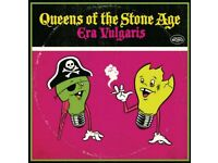 1 Queens Of The Stone Age - 18 Nov Ticket Wembley Arena