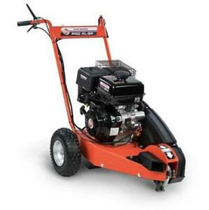 HOC STGSP SELF PROPELLED STUMP GRINDER + TUNGSTEN CARBIDE TEETH + 2 YEAR WARRANTY + FREE SHIPPING