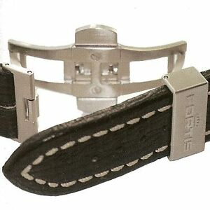 Fortis-Genuine-Folding-Catch-Buckle-for-all-Fortis-Leather-Watch-Straps