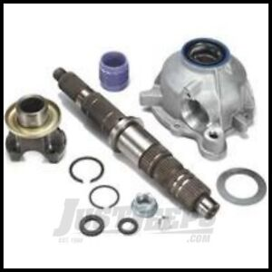 Jeep Slip Yoke Eliminator Kit by Rugged Ridge 1987 - 06 YJ / TJ