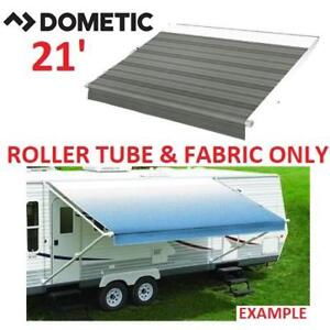 NEW* DOMETIC SUNCHASER AWNING 21' 803GW21.400 147473708 FLINT RV CANOPY