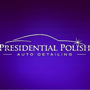 Presidential Polish. Automotive & motorcycle detailing