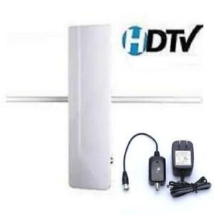 Weekly promo! EagleStar Pro 53-6165VA Digital Indoor/Outdoor HDTV Antenna with Built-in Amplifier $79.99(was$99.99)