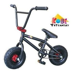 NEW* KOBE MINI BMX KIDS BIKE 40-22003 245888769 Sports Outdoors Action Sports BMX Equipment Bikes CYCLING BLACK/RED