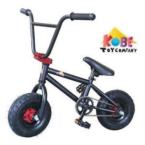 NEW* KOBE MINI BMX KIDS BIKE 40-22003 245888769 Sports Outdoors Action Sports BMX Equipment Bikes CYCLING BLACK/RED