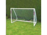 SAMBA GOAL, 12ftx6ft (3x2m) Good used condition, packed away in clean bag, collection from BRISTOL