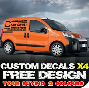 SMALL-CUSTOM-VAN-VEHICLE-GRAPHICS-SIGN-WRITING-KIT-DECALS-LETTERING-STICKERS