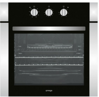 BRAND NEW OMEGA OO654X 60cm Electric Oven